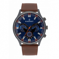 RUMBLER 48MM BLUE DIAL...