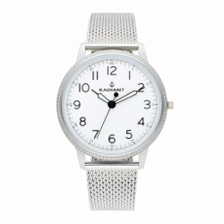 ANTONIE 42MM WHITE DIAL...
