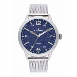 HARALD 45MM BLUE DIAL...