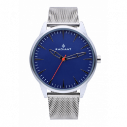 GOLEM 45MM BLUE DIAL SILVER...