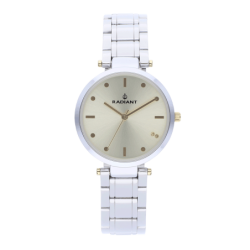 ADELE 34MM IPG DIAL SILVER...