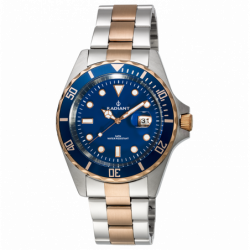 NAVY ALL SS 44MM BLUE DIAL...