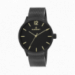 NORTH WEEK 41MM BLACK DIAL IPG GUN SS ME
