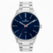 FOREST ALL SS 46MM BLUE DIAL SILVER BAND