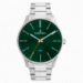 FOREST ALL SS 46MM GREEN DIAL SILVER BAN