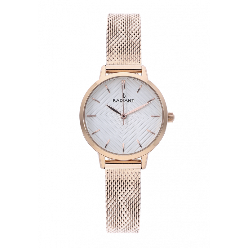 CUTIE 30MM WHITE DIAL IPRG SS MESH