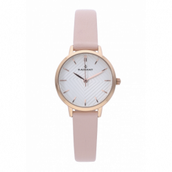 CUTIE 30MM GREY DIAL PINK...