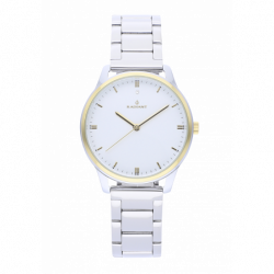 GAIL 35MM SILVER IPG DIAL...