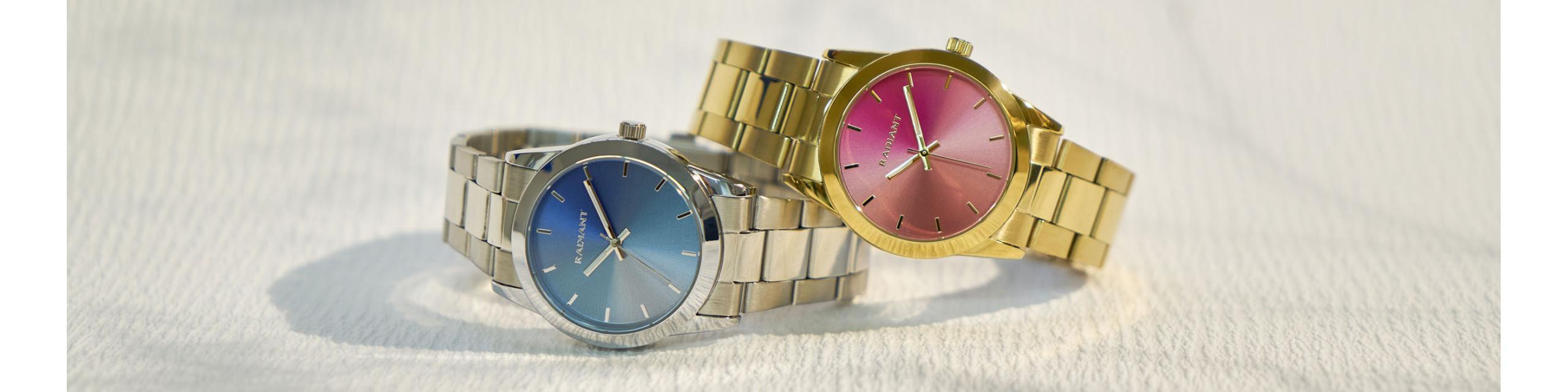 La mejor colección de Relojes de Mujer ⌚ - Radiant España